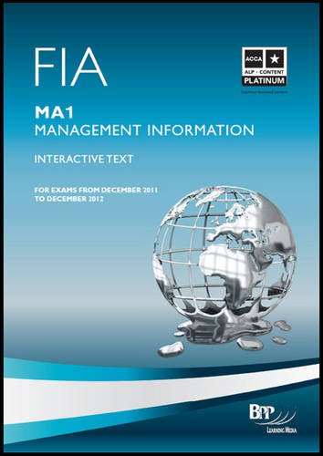 FIA - Recording Financial Transactions FA1 By BPP Learning Media