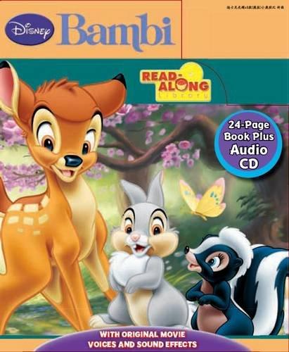 Disney Read Alongs Bambi By Parragon Books