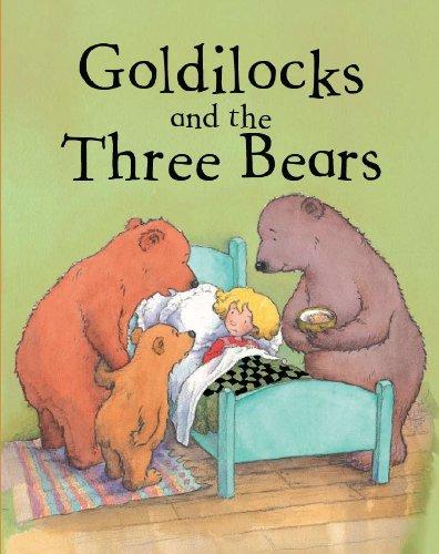 Goldilocks (First Fairytale Pad) By Parragon