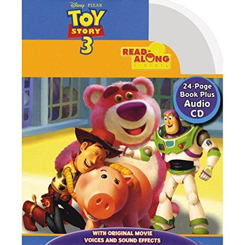 Disney Read Alongs Toy Story 3 By Parragon Books Ltd