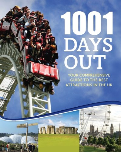 1001 Days Out 2011 By Parragon Books