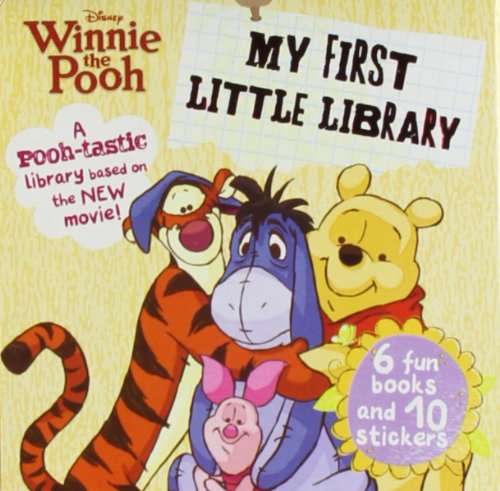 Disney Little Library - Winnie the Pooh the Movie By Parragon Books Ltd