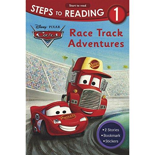 Disney Reading - Race Track Adventures By Disney