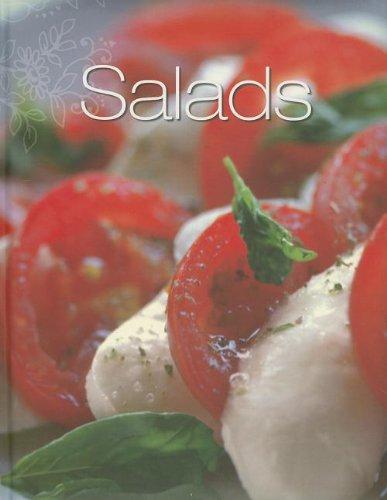 Salads By Parragon Books