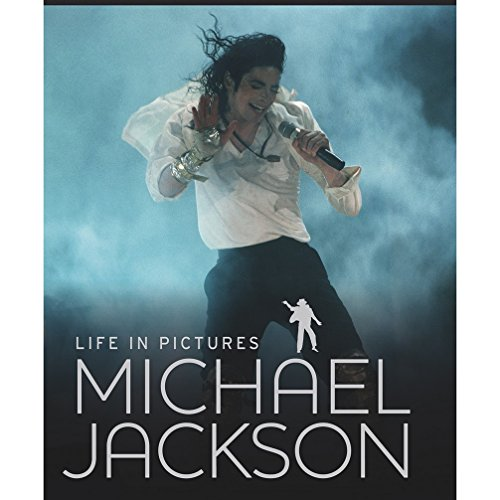 Michael Jackson (Life in Pictures) Book The Cheap Fast Free Post