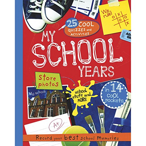 My School Years By Parragon