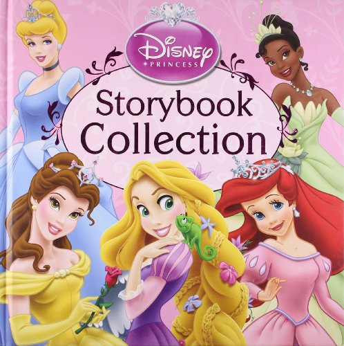 Disney Princess Storybook Collection (Treasury) By Parragon Books Ltd