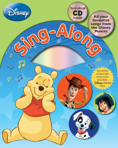 Disney Sing Along with CD