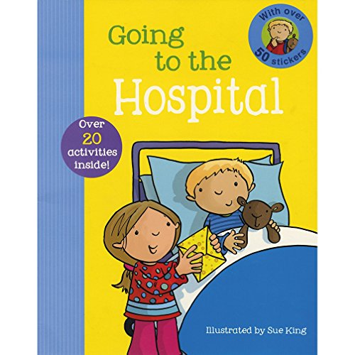 Going to the Hospital By Parragon Books
