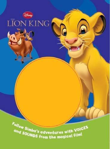 Disney - The Lion King Book & CD By Parragon Books Ltd