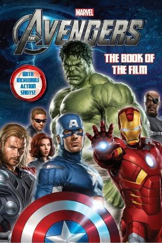 Marvel Avengers Book of the Film By Parragon Books