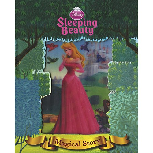 Disney Sleeping Beauty Magical Story with Lenticular By Parragon Books Ltd