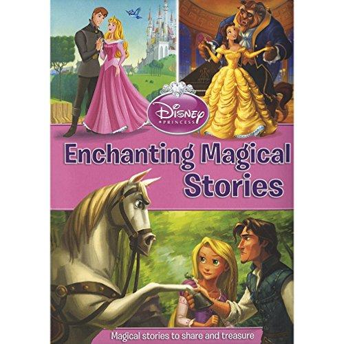 Disney Mega Treasury - Enchanting Magical Stories By Parragon Books Ltd
