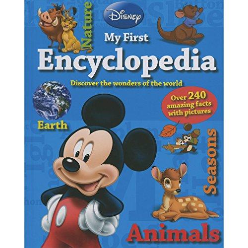 Disney My First Encyclopedia By Parragon Books Ltd