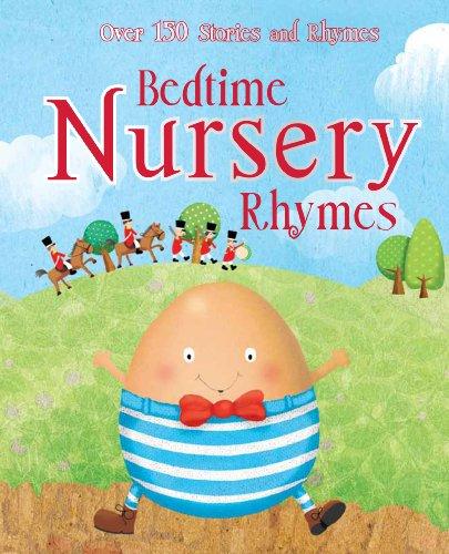 Bedtime Nursery Rhymes By Parragon Books Ltd