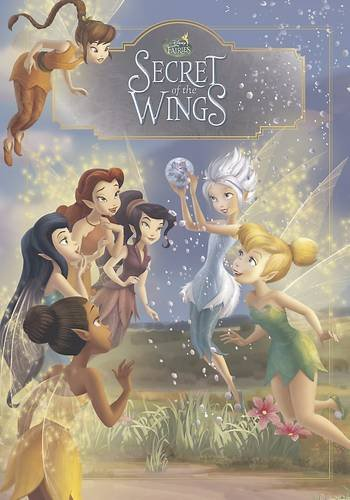 Disney Tinker Bell and the Secret of the Wings - Classic Storybook By Parragon Books Ltd