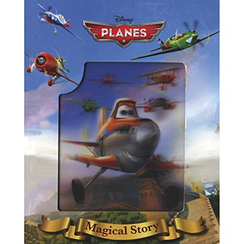 Disney Planes Magical Story by
