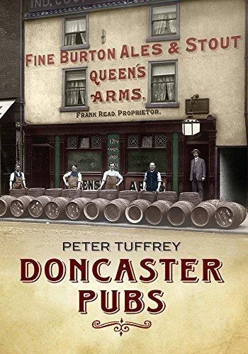 Doncaster Pubs By Peter Tuffrey