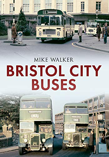 Bristol City Buses by Mike Walker