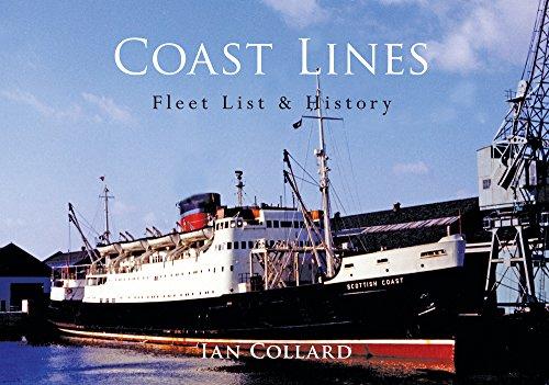 Coast Lines By Ian Collard