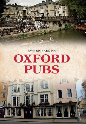 Oxford Pubs By Dave Richardson