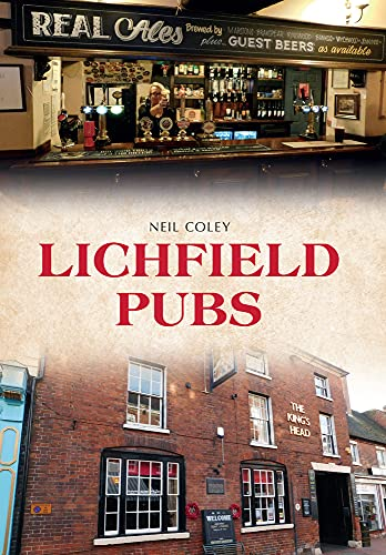 Lichfield Pubs By Neil Coley