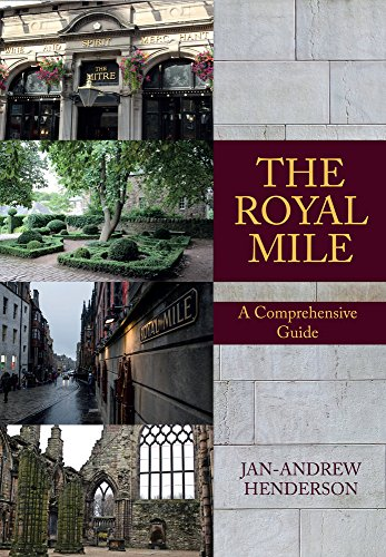 The Royal Mile By Jan-Andrew Henderson