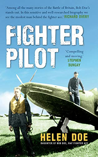Fighter Pilot By Helen Doe
