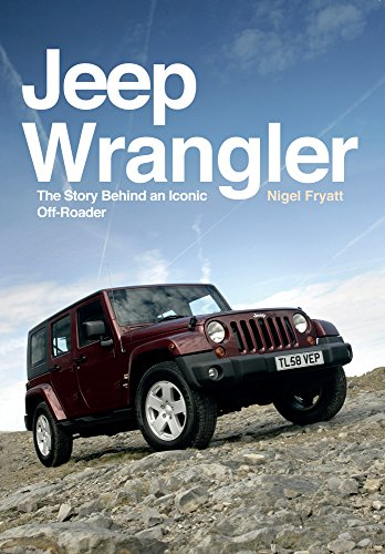Jeep Wrangler By Nigel Fryatt