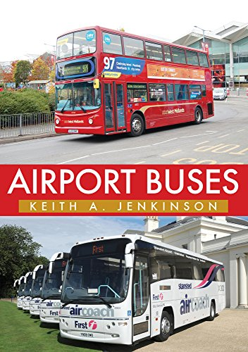 Airport Buses By Keith A. Jenkinson