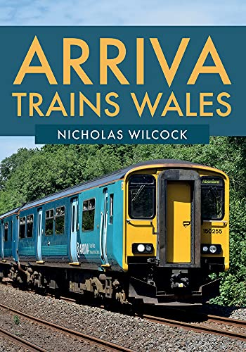 Arriva Trains Wales By Nicholas Wilcock
