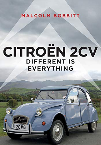 Citroen 2CV By Malcolm Bobbitt