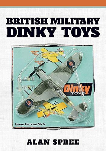 British Military Dinky Toys By Alan Spree