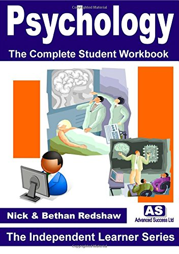 Psychology the Complete Student Workbook By Nick & Bethan Redshaw