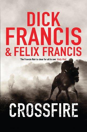 Cross fire dick francis