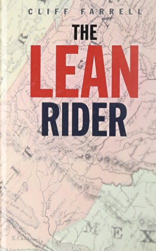 The Lean Rider By Cliff Farrell