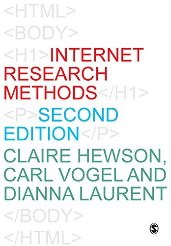 Internet Research Methods By Claire Hewson