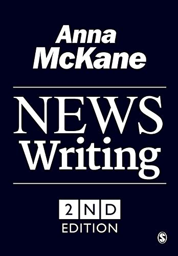 News Writing By Anna McKane