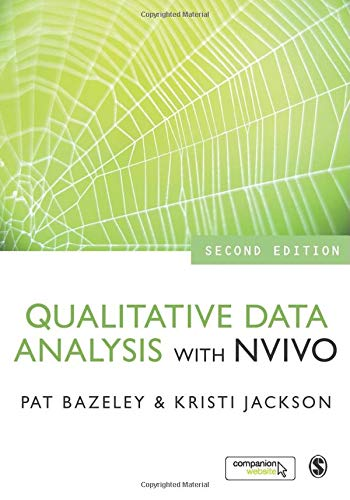 Qualitative Data Analysis with NVivo By Edited by Patricia Bazeley
