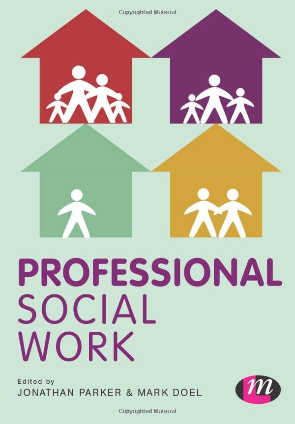 Professional Social Work By Jonathan Parker