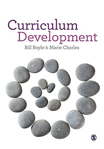 Curriculum Development By Bill Boyle