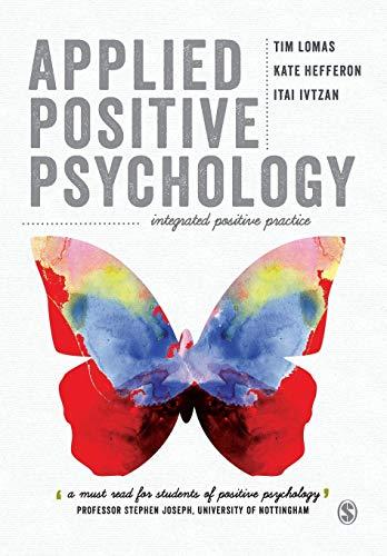 Applied Positive Psychology By Tim Lomas