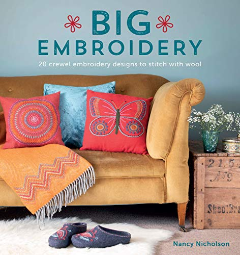 Big Embroidery By Nancy Nicholson