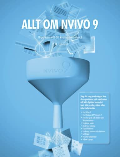 Allt Om Nvivo 9 By Bengt Edhlund