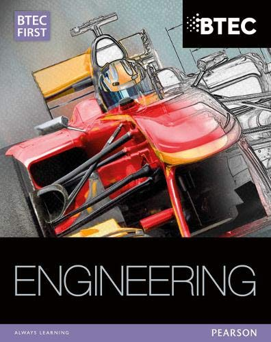 BTEC First in Engineering Student Book (Level 2 BTEC First Engineering) By Simon Clarke