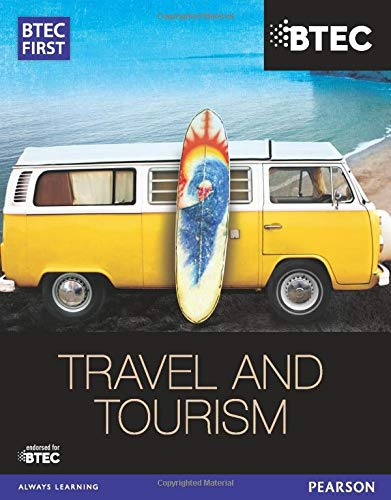 BTEC First in Travel & Tourism Student Book By Rachael Aston