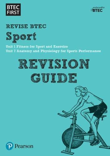 BTEC First in Sport Revision Guide by