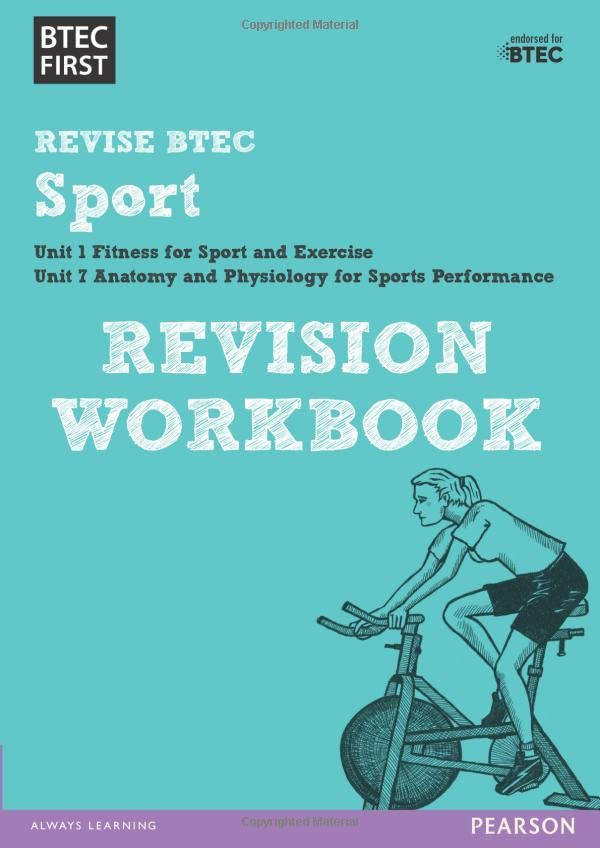 BTEC First in Sport Revision Workbook by