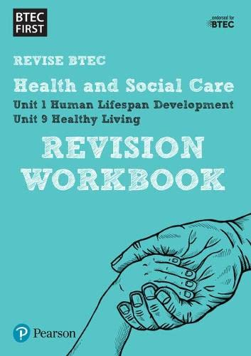 BTEC First in Health and Social Care Revision Workbook By Harry Styles