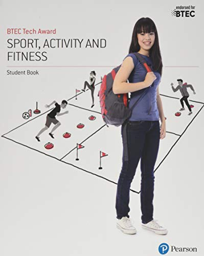 BTEC Tech Award in Sport, Activity and Fitness Student Book By Jennifer Stafford Brown